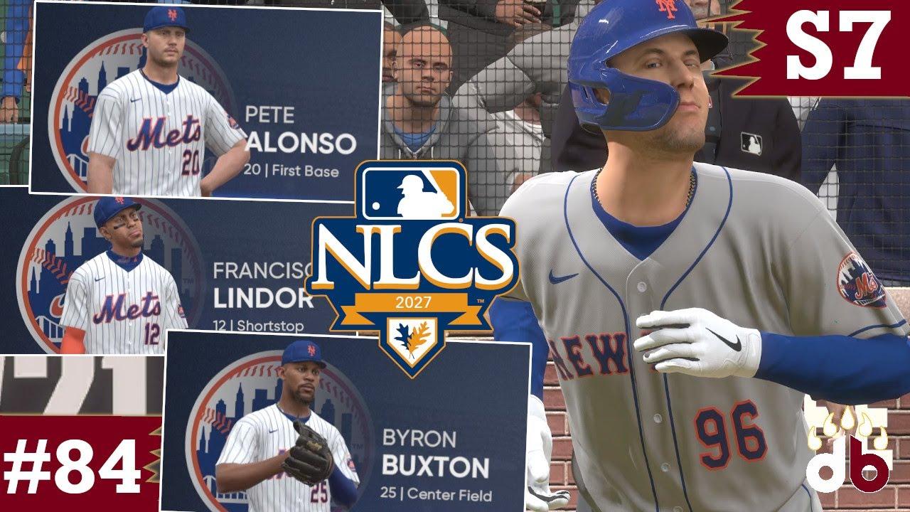 Download NLCS Begins vs/Star Studded Mets!  | Ep 84 | Denver Bears - MLB The Show 21
