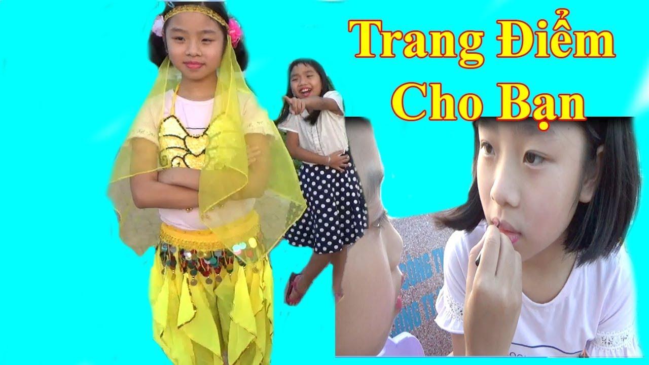 Video hài Trang Điểm Cho Bạn❤ Baby channel❤