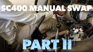 Епізод 5: керівництво SC400 ручної підкачки Частина 2