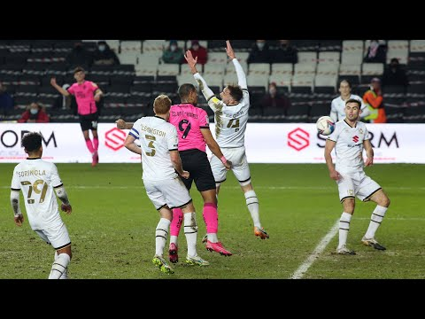 Milton Keynes Peterborough Goals And Highlights