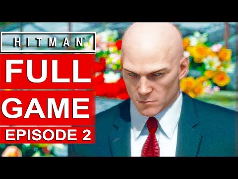 Hitman Episode 2 Gameplay Walkthrough Part 1 [1080p HD] - No Commentary (Sapienza) FULL EPISODE