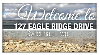 Lifestyles North Presents 127 Eagle Ridge Drive, Meaford ON