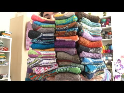 Knitting Expat - Episode 47 - All About Socks - Prizes, A Giveaway & The Expat Swap Details