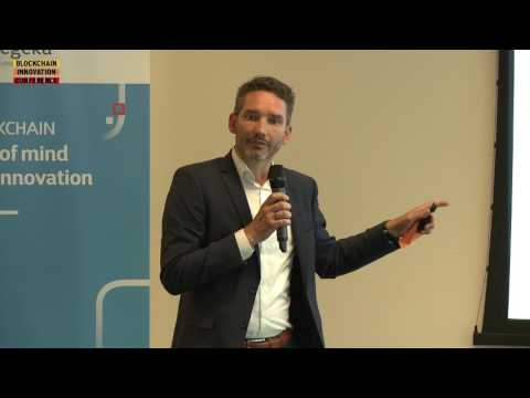 Presentation of Jacques Vos, Kadaster | Blockchain Innovation Conference #BIC17