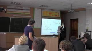 Урок математики, 11 класс, Кликунене_М.С., 2012