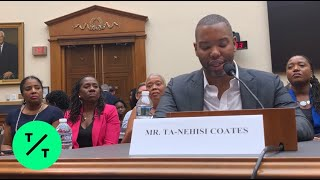 Ta-Nehisi Coates Takes Down Mitch McConnell on Reparations in House Testimony