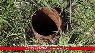 срок службы скважинного насоса Беламос TF3 80  в воде с примесями в скважине в Кирполье