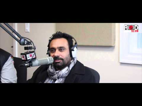 Harjinder Thind Interview With Babbu Maan April 15th 2014