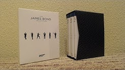 Complete James Bond Blu Ray Collection Unboxing
