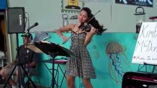 Shadows Lindsey Stirling Violin Cover by Kimberly McDonough