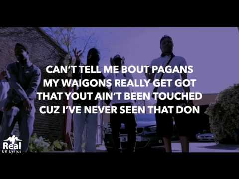 SL - THEM BOYZ (LYRICS)