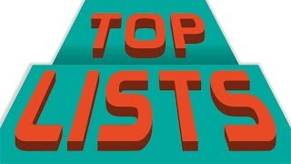 Noisy Pixel Top Lists - Personal Best Video Game of All Time