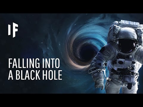 What If You Fell Into a Black Hole