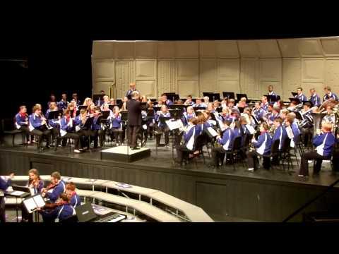Stars & Stripes Forever Ohio Ambassadors of Music Cassi's Piccolo Solo