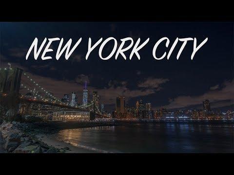 NEW YORK CITY | TRAVEL VIDEO | TIMELAPSE