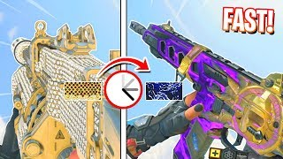 How To Get DARK MATTER & DIAMOND FAST in Black Ops 4! BEST WAYS To Unlock Diamond Camos (INSTANT)
