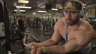 EVERYDAY IS ARM DAY RAW WORKOUT | Bradley Martyn