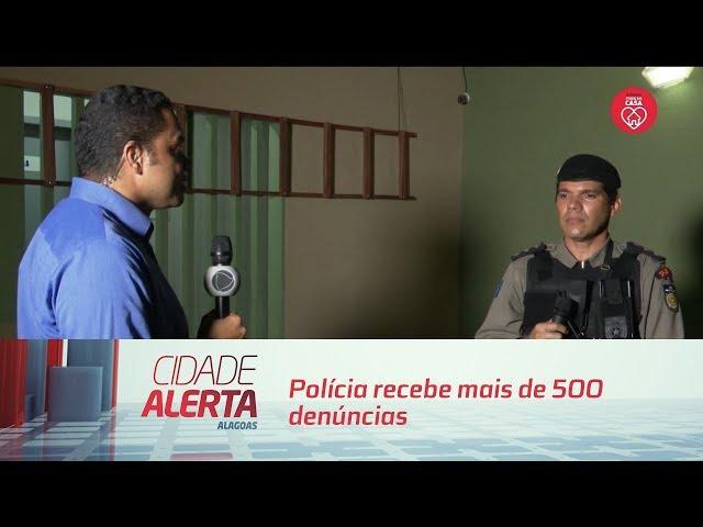 Polícia recebe mais de 500 denúncias de descumprimento do decreto