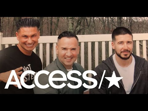 "Pauly D Says Mike ""The Situation"" Sorrentino Is ""Happy, Positive"" in Prison"