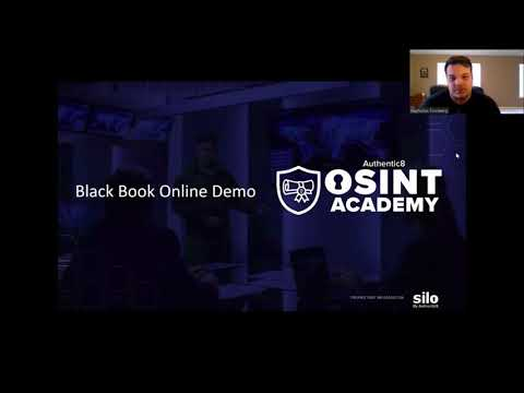 OSINT Training By Authentic8 On Public Records Research