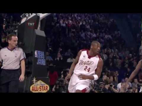 [HQ] Kobe Bryant 31 Points vs Eastern All Stars - NBA All Star Game 2007 Highlights 18/02/2007