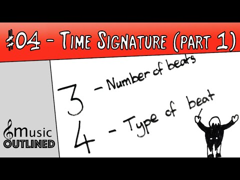 04 Music Basics - Time Signature (Part 1)
