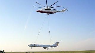 Самый большой вертолет в мире Ми 26. Вертолёт гигант. Огромный вертолёт Ми 26.(Самый большой вертолёт в мире, его ещё называют