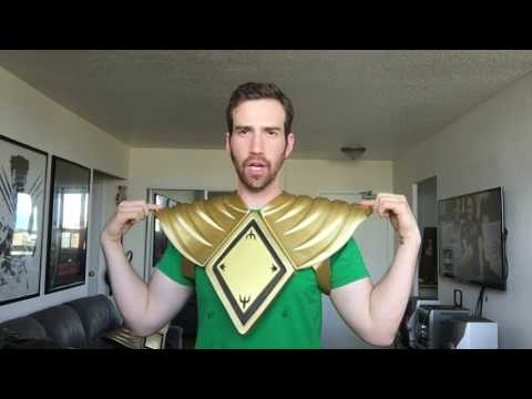 Aniki Cosplay Vs Maniac Dragon Shield - Power Ranger Cosplay Review