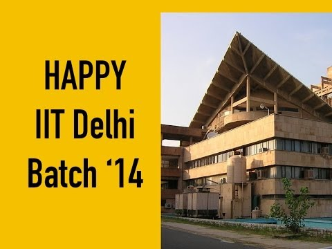 Pharrell Williams - Happy (IIT Delhi version)