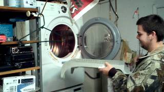 How To Use Garment Rack For Lg Dryer.