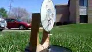 solar stirling engine - moteur stirling solaire