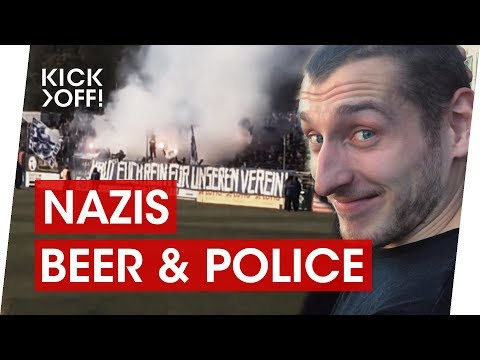 My First German Football Derby: Nazis, Beer and Police
