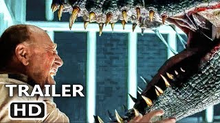 JURASSIC WORLD 2 International Trailer (2018) Chris Pratt, Action Movie HD