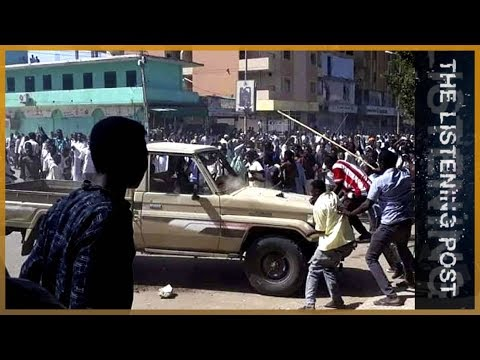 🇸🇩 Sudan's protests: Defying Bashir's media blackout | The Listening Post (Lead)