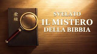"""Film cristiano completo in italiano 2018 - """"Svelato il mistero della Bibbia"""""""