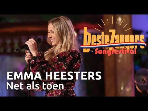 Emma Heesters - Net als toen | Beste Zangers Songfestival