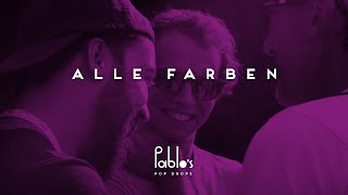Обложка ALLE FARBEN BAD IDEAS OFFICIAL VIDEO