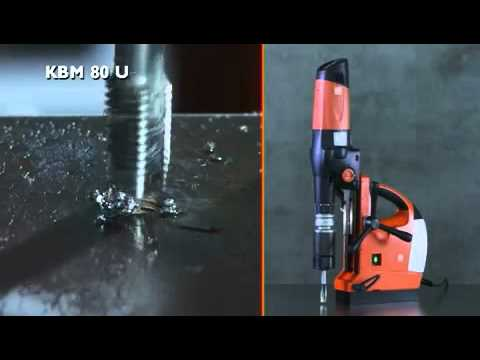 Magnetic Core Drills Demo Video