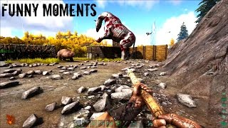 FUNNY MOMENTS and Highlights - 20k Subs Special (E40) - ARK Survival