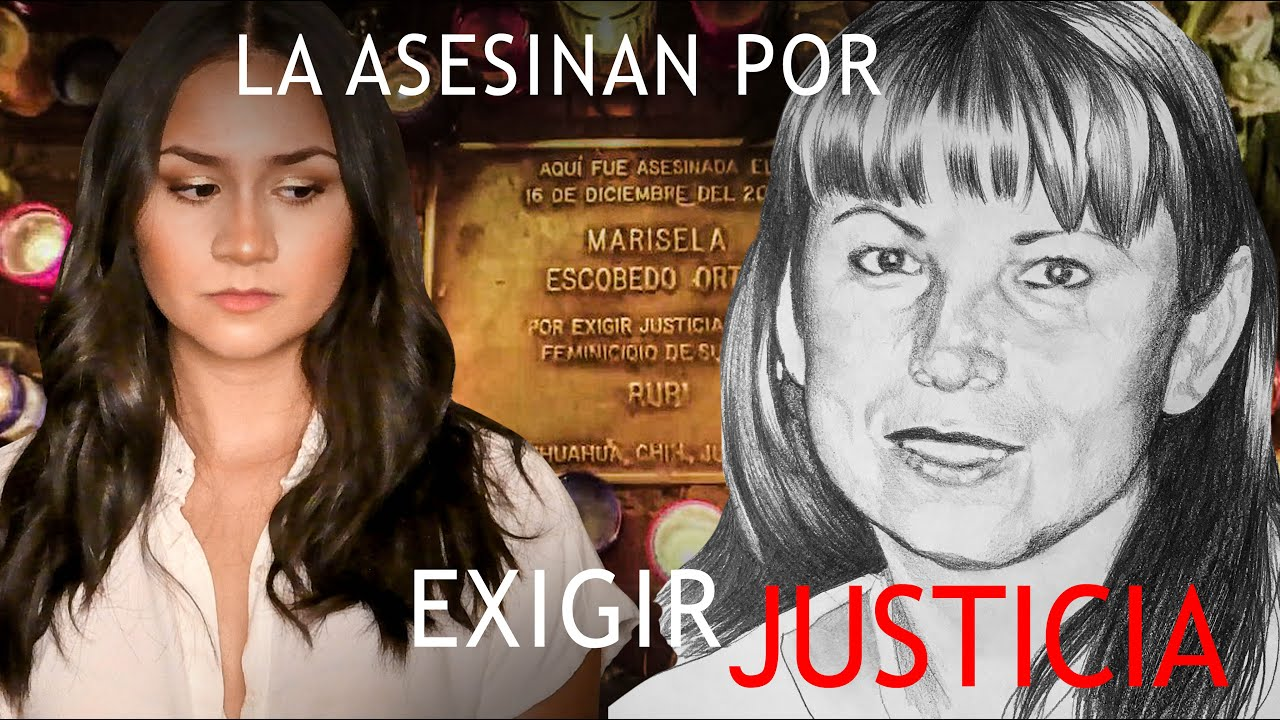 LA LUCHA DE MARISELA ESCOBEDO | ARTE + CRIMEN + MISTERIO