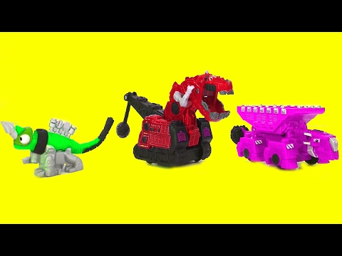 44 Minutes Dinotrux Shimmer & Shine Blaze Coloring Finger Family Nursery Rhymes