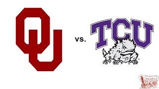 Big 12 Championship: Oklahoma Highlights vs TCU - 12/02/17