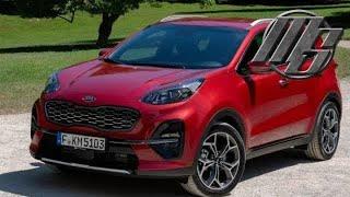 🔴 2019 Kia Sportage - Interior  Exterior and Drive | Best Car - Motorshow