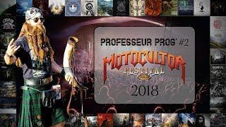 Professeur Prog' #2 - Motocultor 2018