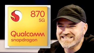 Qualcomm Announces Snapdragon 870
