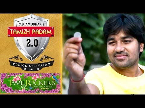 First Ever: Tamizh Padam 2 Tamil Rockers Release Date   TK 658