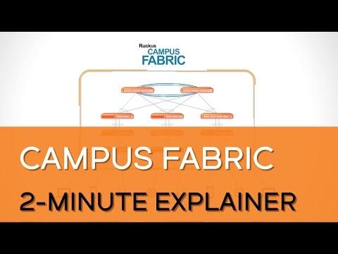 Campus Fabric: 2-Minute Explainer