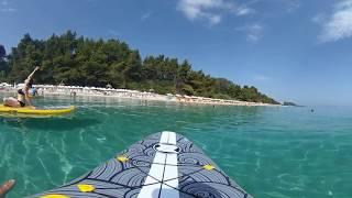 Agora Beach 360 Sup Yoga Sundays