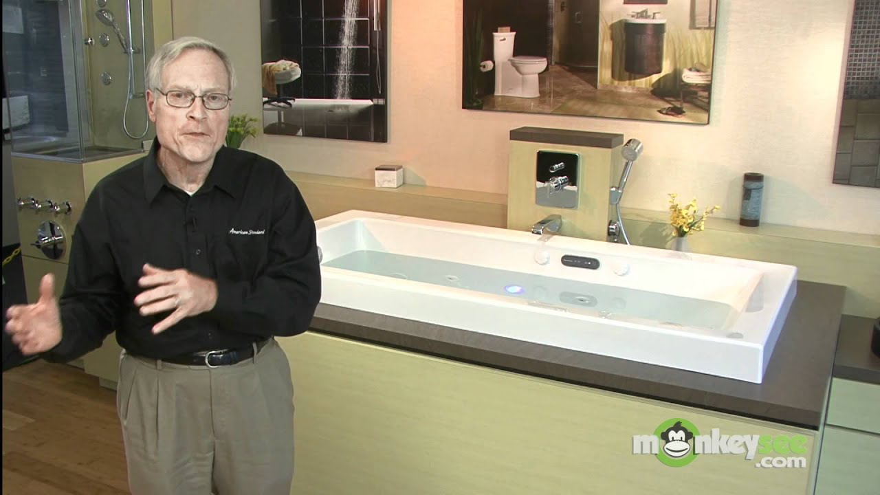 How to Choose a Whirlpool or Air Bathtub - YouTube