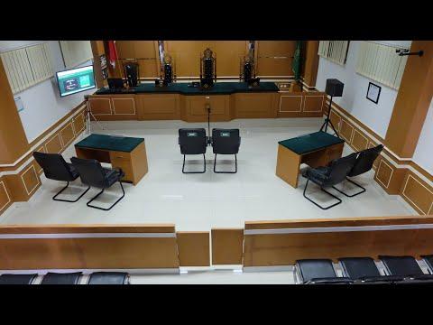 Dekorum dan K3 Ruang Sidang Pengadilan Agama Kota Banjar